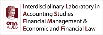 Interdisciplinary Laboratory in  Accounting Studies  Financial Management &  Economic and Financial Law